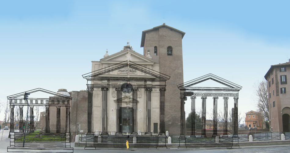 I sotterranei di San Nicola in carcere e la vera storia di Babbo Natale - Art Club - Associazione culturale - visite guidate a Roma - Kids
