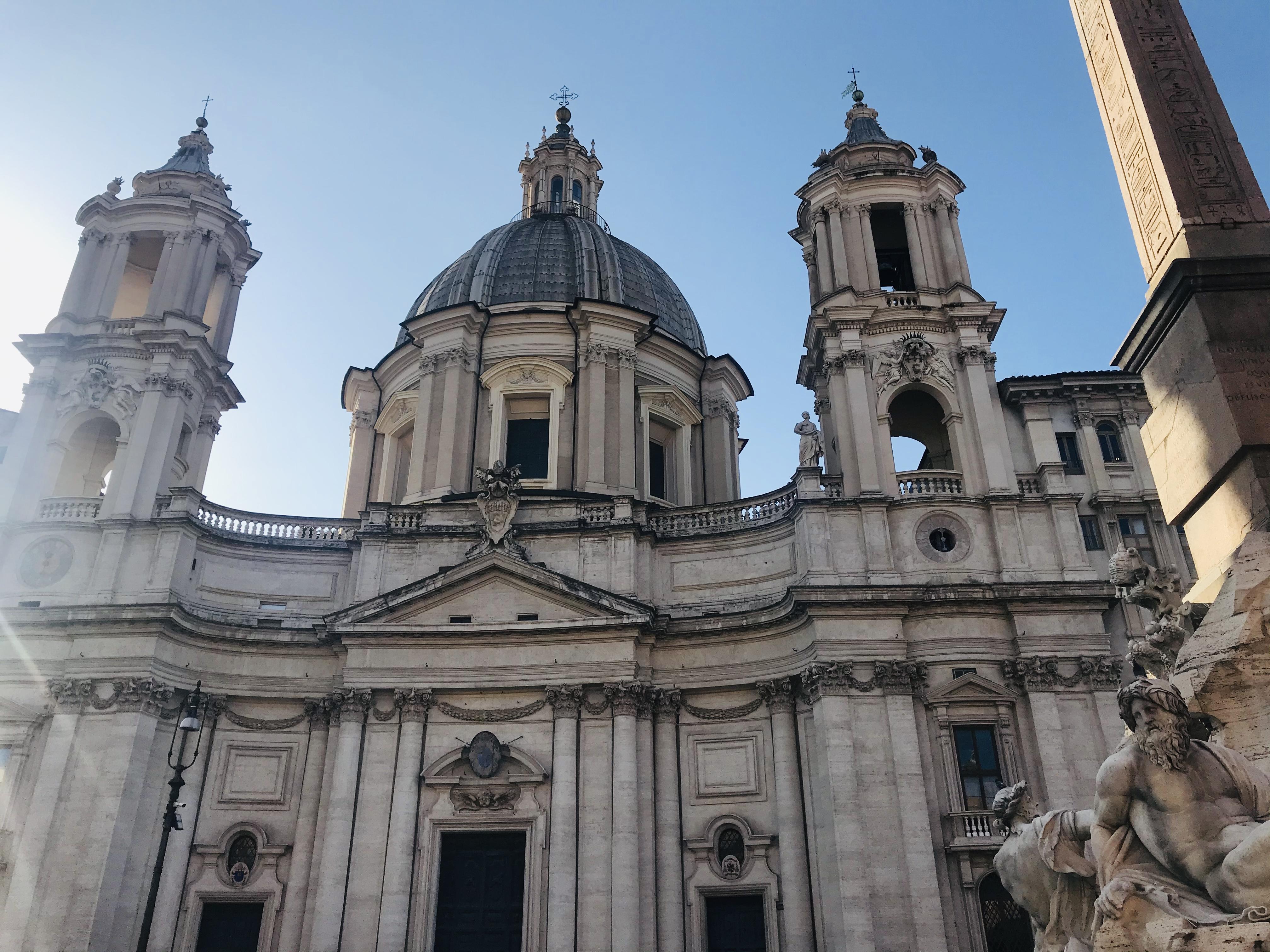 L'eterna sfida del barocco Bernini o Borromini? - Art Club - Associazione culturale - Visite guidate a Roma - Passeggiate culturali a Roma - il Barocco