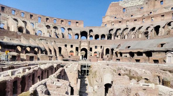 Il Colosseo e l'Arena - Art Club - Associazione culturale - Visite guidate a Roma - ingresso speciale - Sabato 26 Settembre 2020 ore 11:45