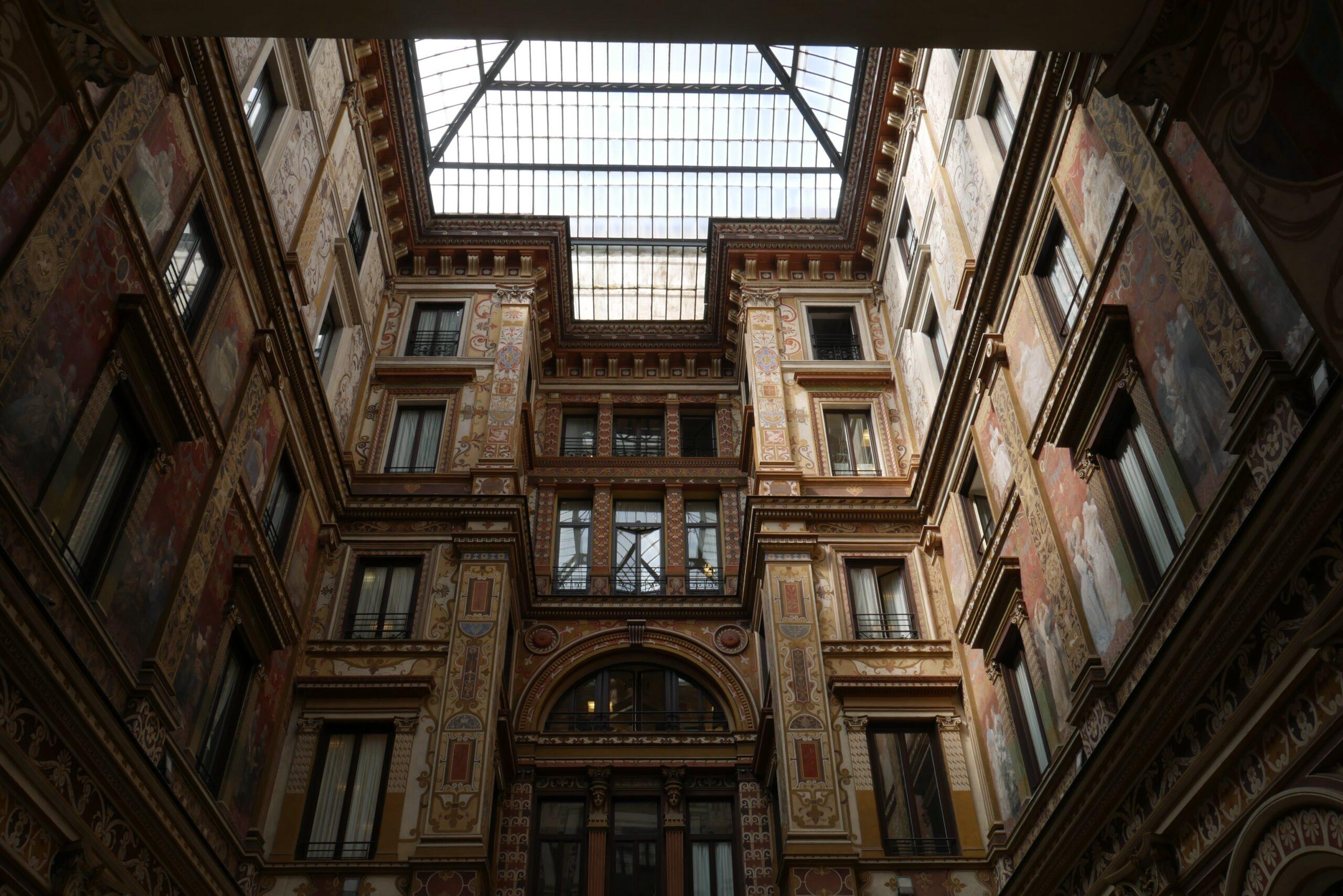 Passeggiata Liberty - Art Club - Associazione culturale - Visite guidate a Roma Esperienze d'Arte - Dicembre 2020
