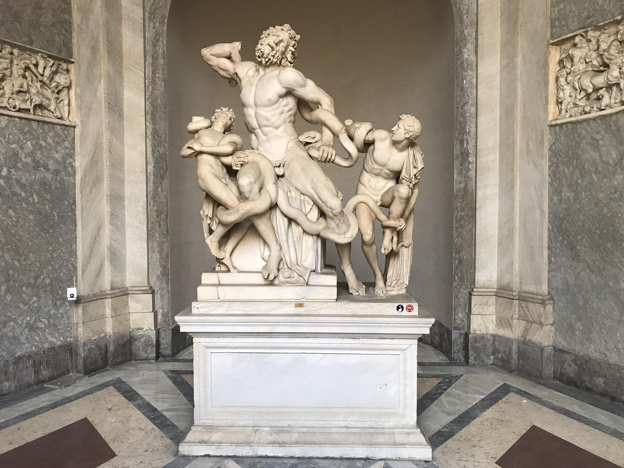 Musei Vaticani, capolavori dell'arte