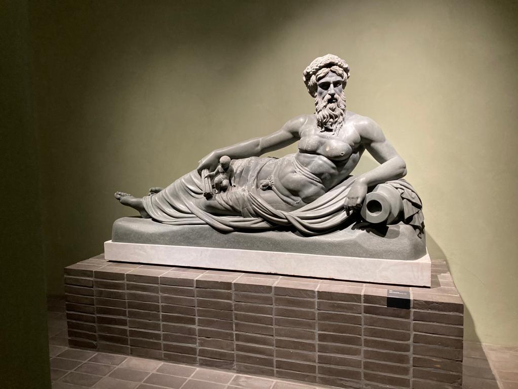 I Marmi Torlonia - Art Club - Associazione culturale - Visite guidate a Roma Esperienze d'Arte - Giovedì 25 Febbraio 2021