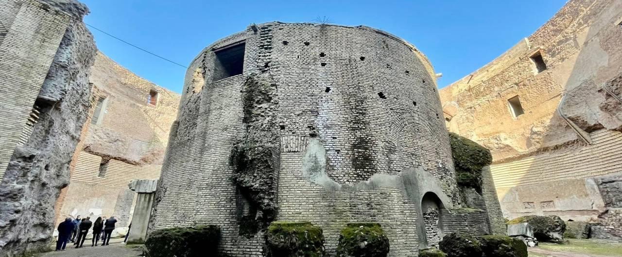 Mausoleo Augusto - Art Club - Associazione culturale - Visite guidate a Roma - Esperienze di Arte - Maggio - 2021