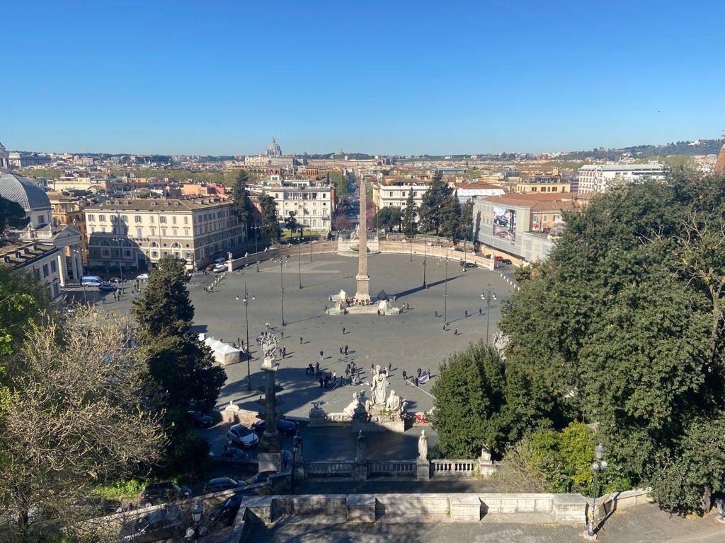 Piazza del Popolo2 - Art Club - Associazione culturale - Visite guidate a Roma - Esperienze di Arte - Aprile - 2021