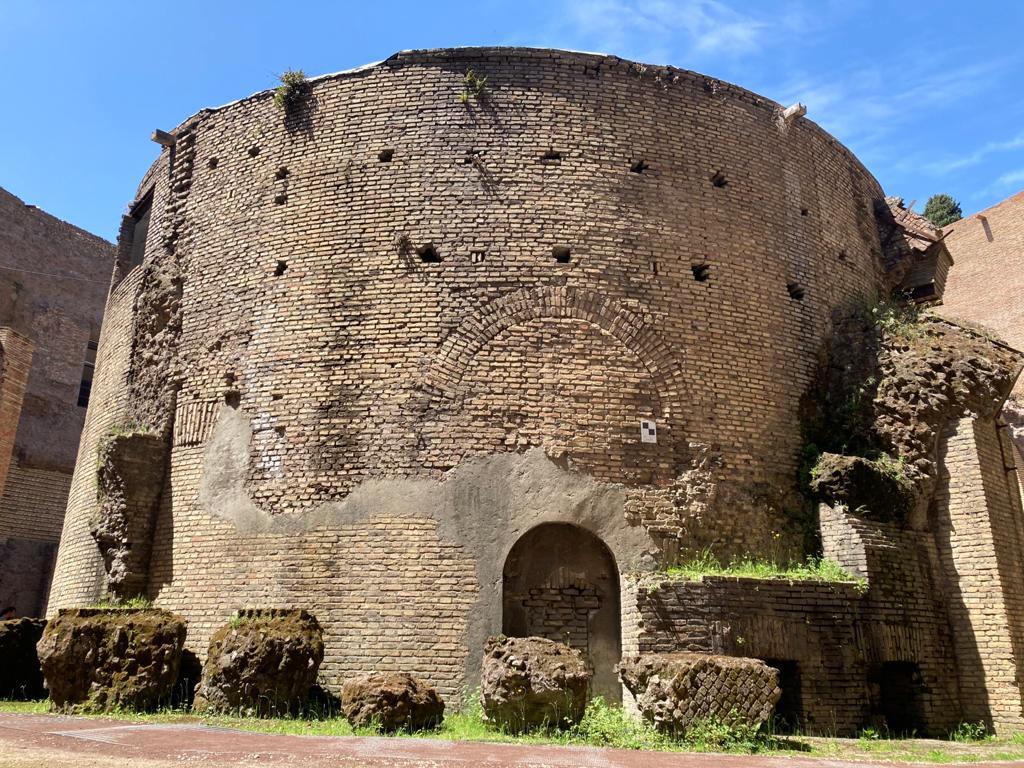 Mausoleo di Augusto - Art Club - Associazione culturale - Visite guidate a Roma - Esperienze di Arte - Maggio - 2021