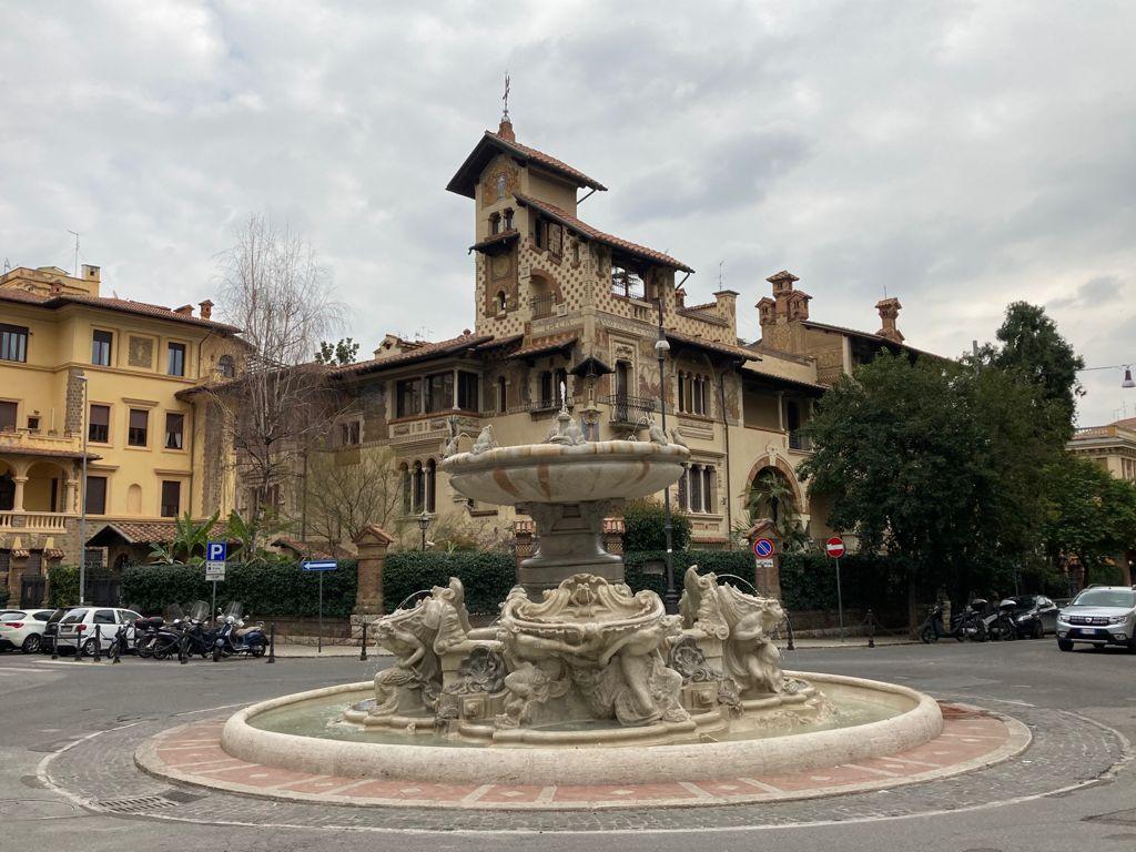 Quartiere Coppedè - Art Club - Associazione culturale - Visite guidate a Roma - Esperienze di Arte - Maggio - 2021