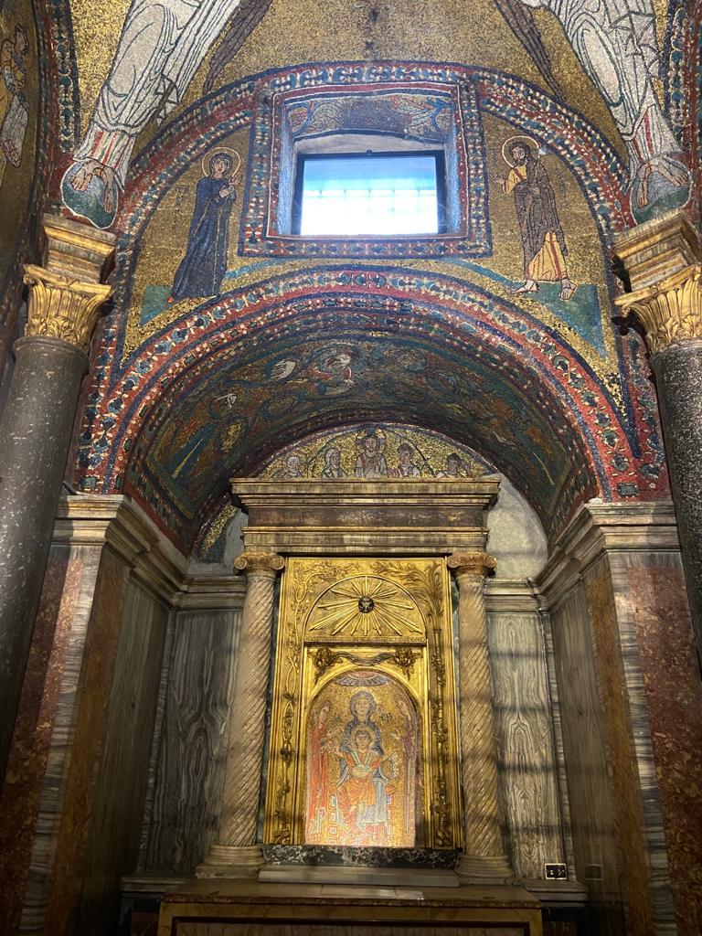 Le chiese paleocristiane sull'Esquilino